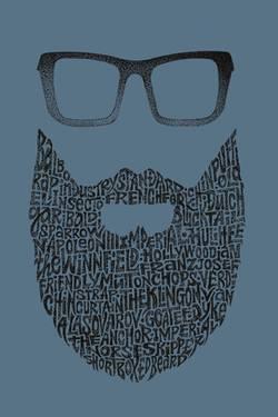 Beards mustaches posters for. Beard clipart duck dynasty beard