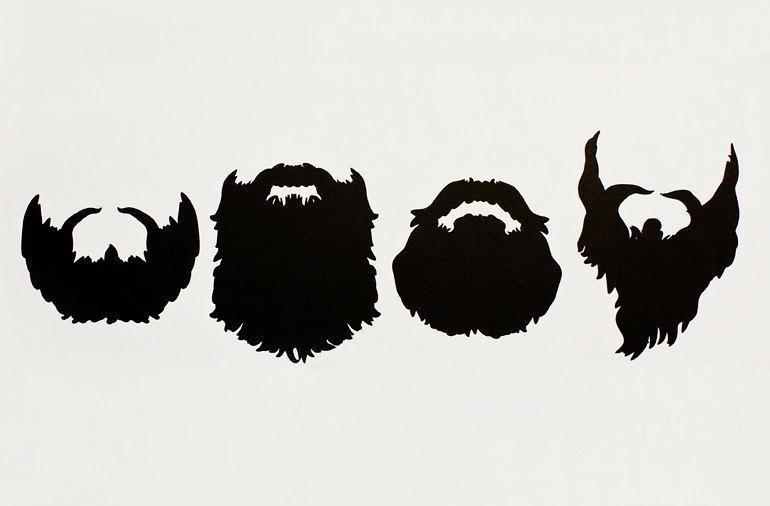 clip art clipartlook. Beard clipart duck dynasty beard