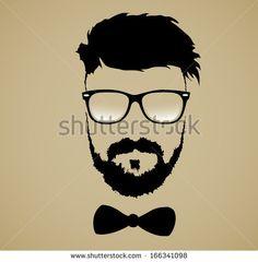 Mohali sardari fashion pinterest. Beard clipart eyeglasses