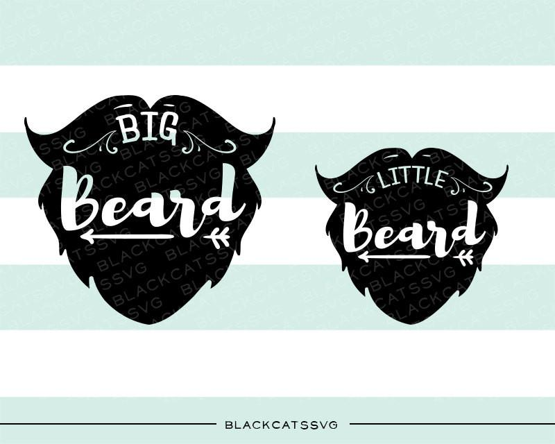 Beard clipart file. Daddy and me svg