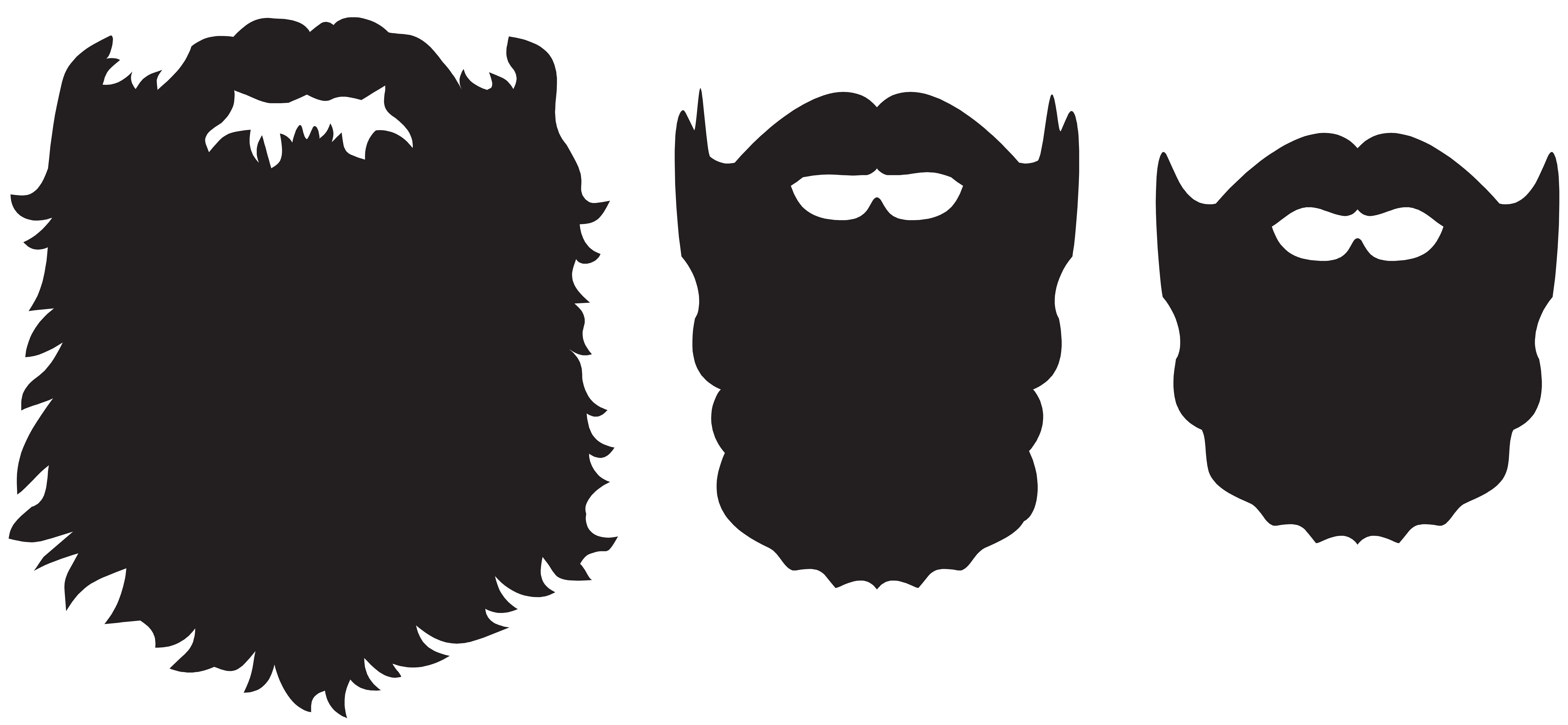 Beard set png image. Lumberjack clipart clip art