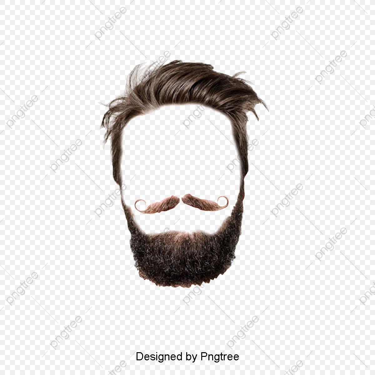 Hair moustache png transparent. Beard clipart file