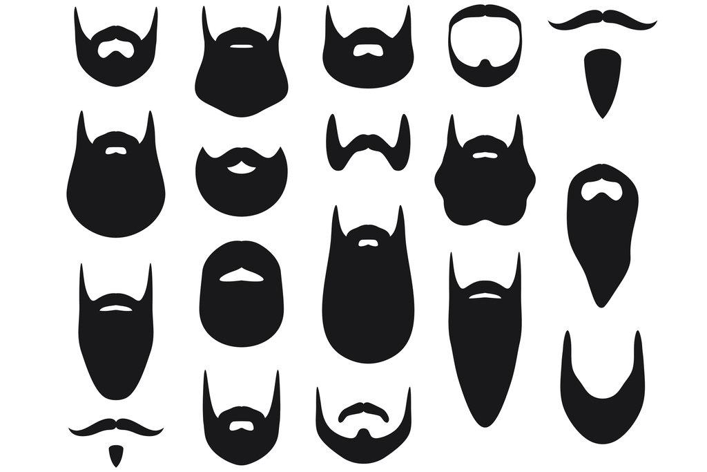 Oh to be just. Beard clipart full beard