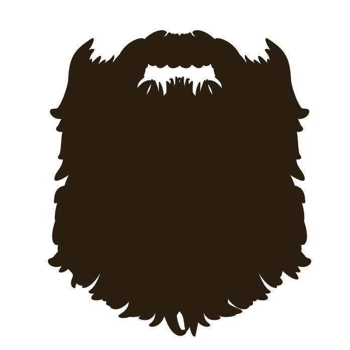 best art images. Beard clipart full beard