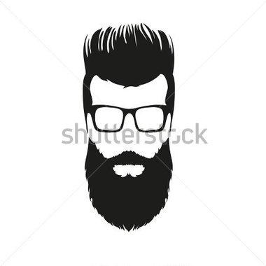 Beard clipart hipster beard. Clip art beardstyleshq photo