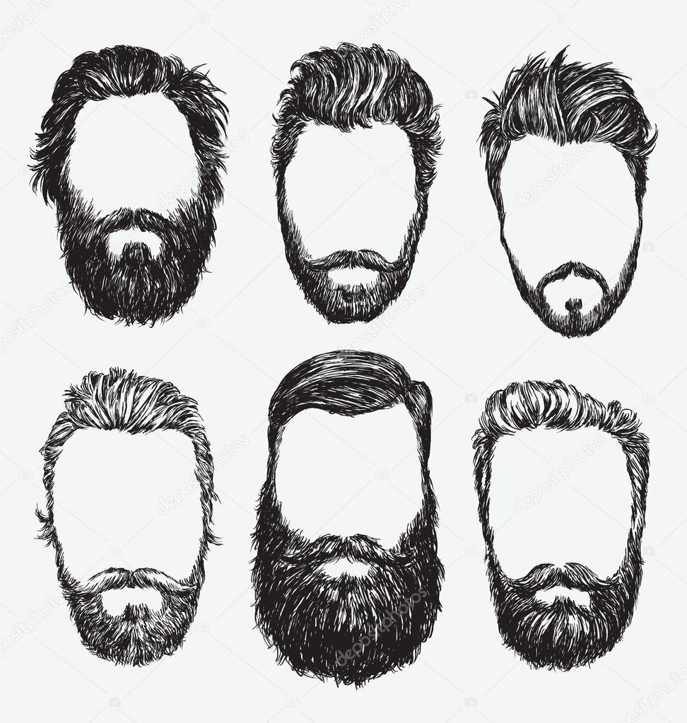 Beard clipart hipster beard. Styles beardstyleshq photo