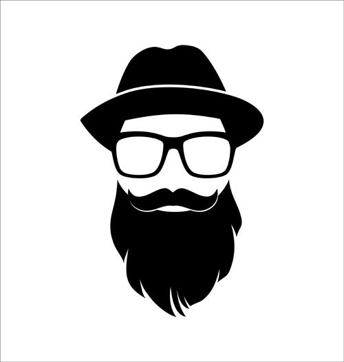 Beard clipart hipster beard. Styles white beardstyleshq photo