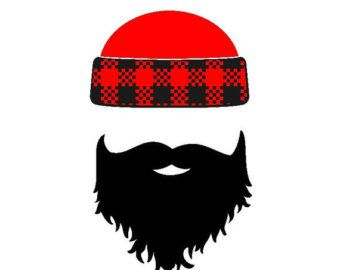 collection of high. Beard clipart lumberjack beard