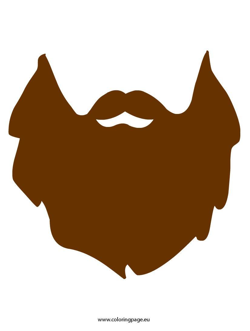 Beard clipart lumberjack beard. Free clip art clipartal