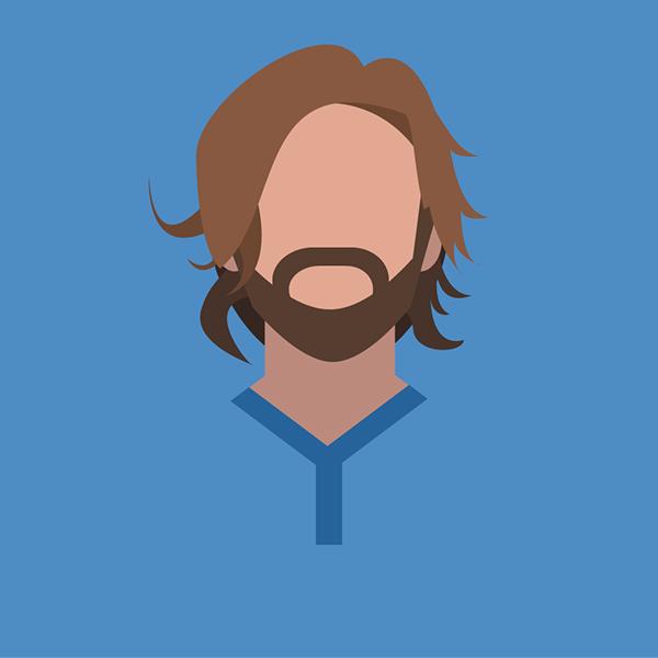 World cup on behance. Beard clipart minimalist