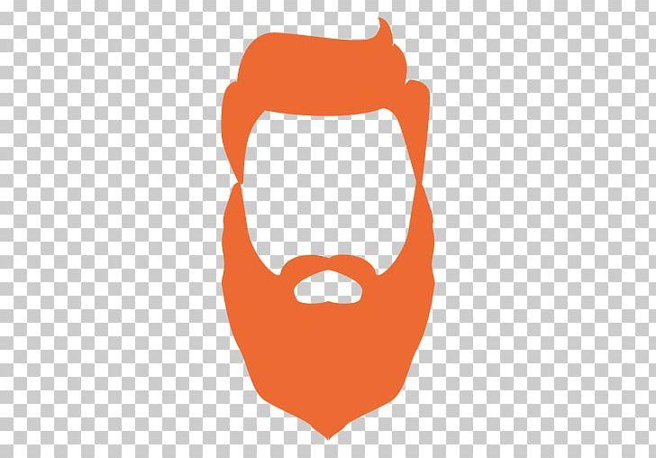 Logo png clip art. Beard clipart orange beard