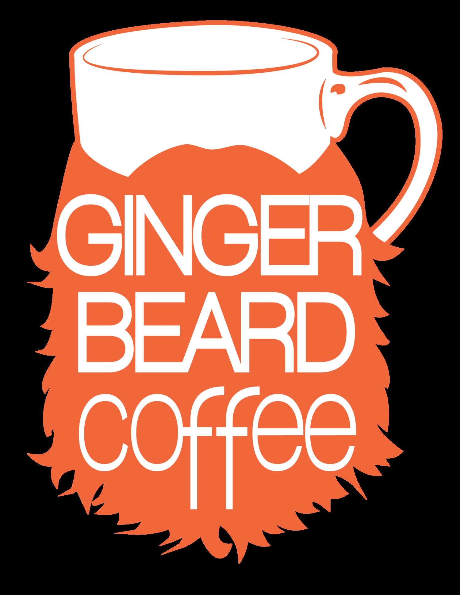 format w. Beard clipart orange beard