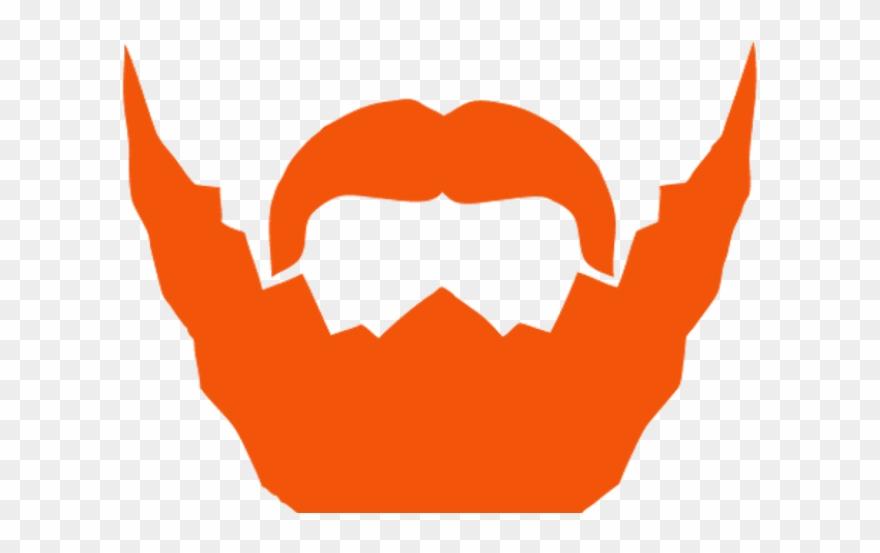 Png download . Beard clipart orange beard