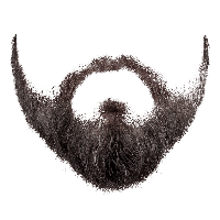 Beard clipart original. Download free png photo
