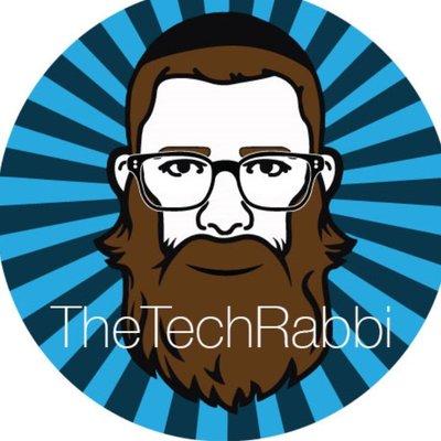Michael cohen thetechrabbi twitter. Beard clipart rabbi