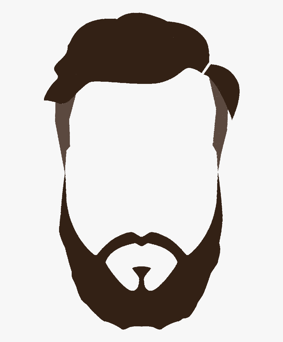 Beard clipart real. Clip art free download