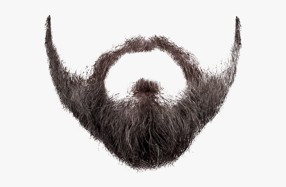 And moustache free png. Beard clipart real