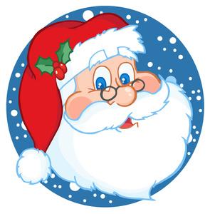 Free santa image old. Beard clipart santas