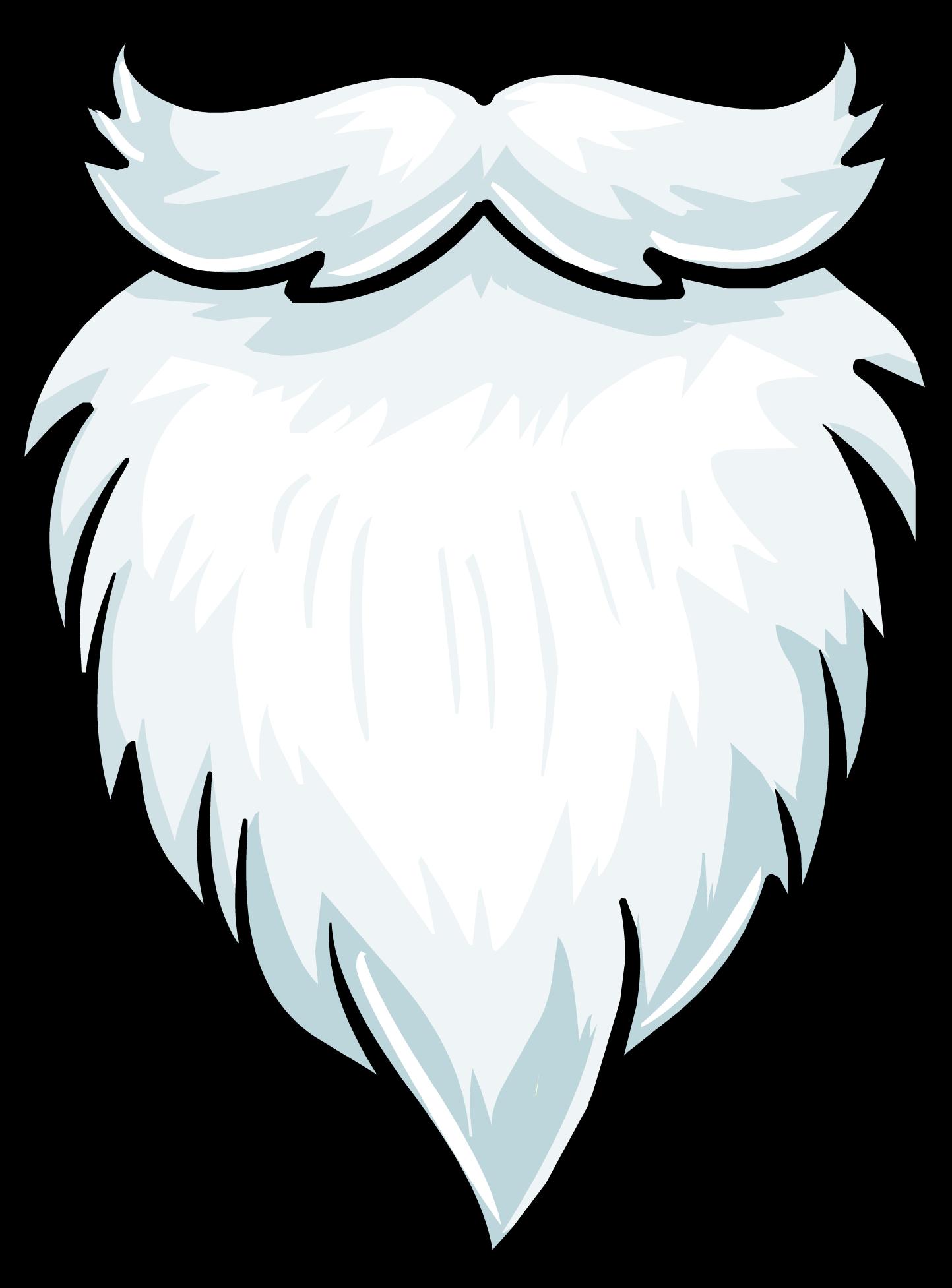 Beard clipart santas. Plain santa png download