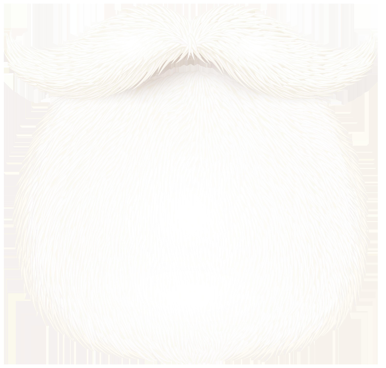Santa claus png image. Beard clipart santas