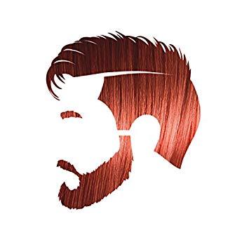Beard clipart sketch. Amazon com manly guy
