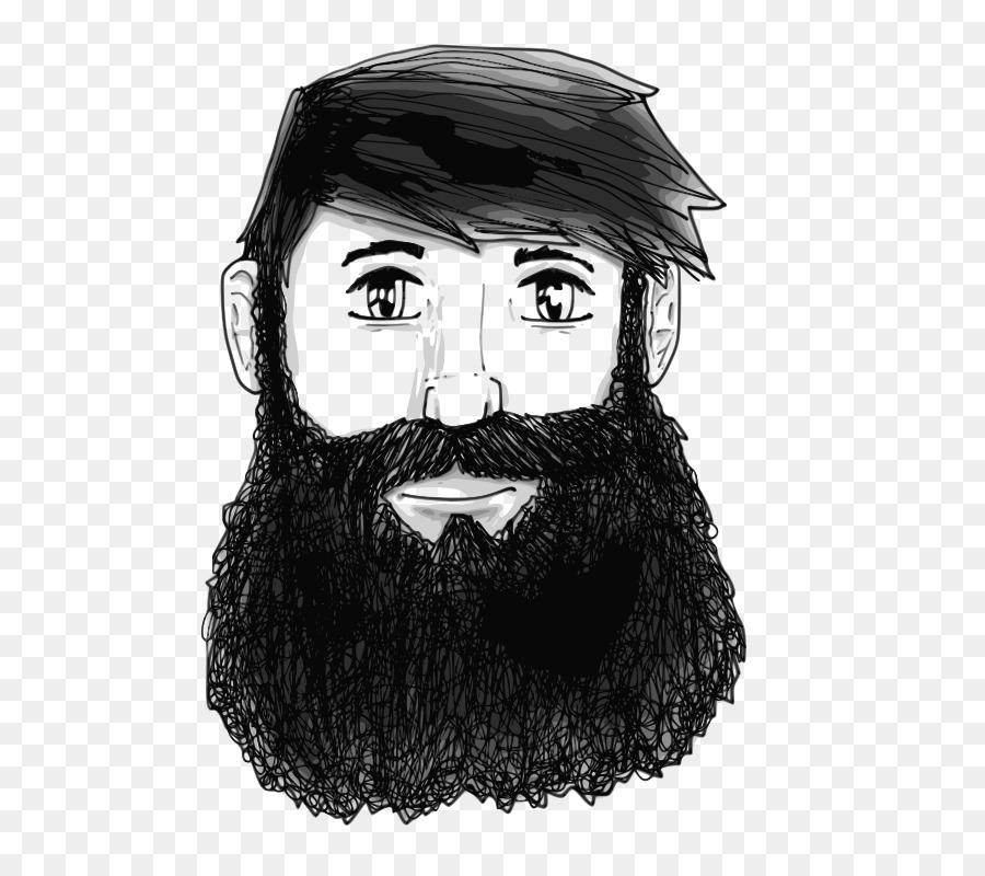 Beard clipart sketch. Man clip art png