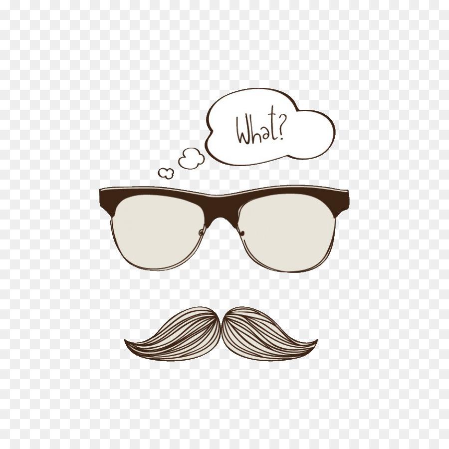 Moustache hipster clip art. Beard clipart sunglass