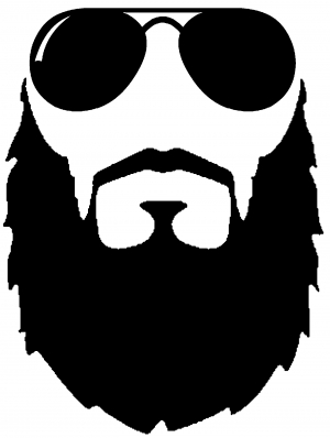 Beard clipart sunglass. Fu manchu with sunglasses