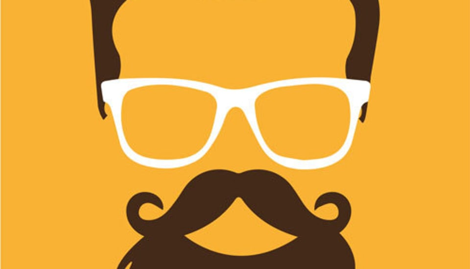 International men s day. Beard clipart sunglass
