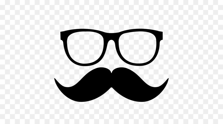 Moustache clipart sunglasses. Beard black