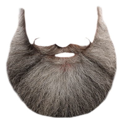 Download free png image. Beard clipart transparent background