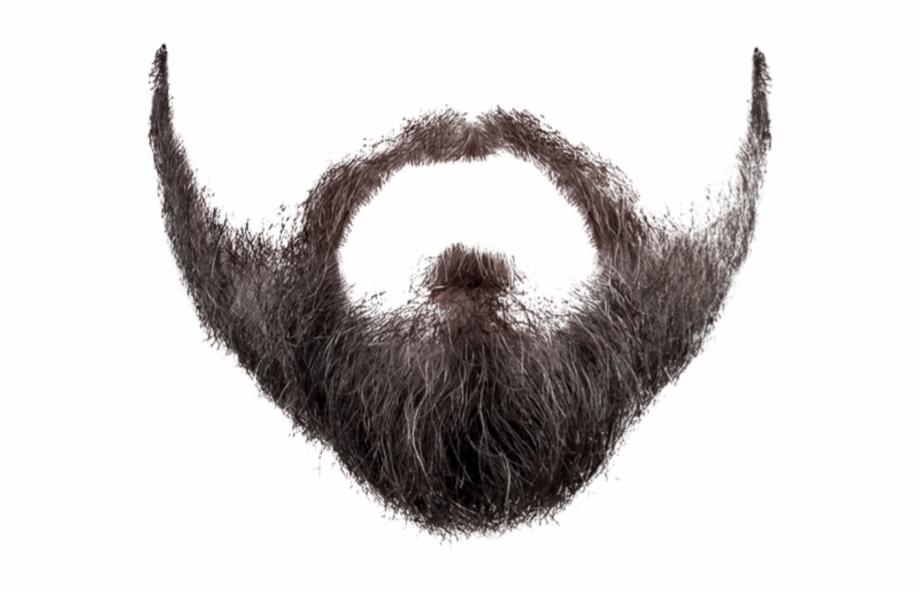 Beard clipart transparent background. Png image moustache clip