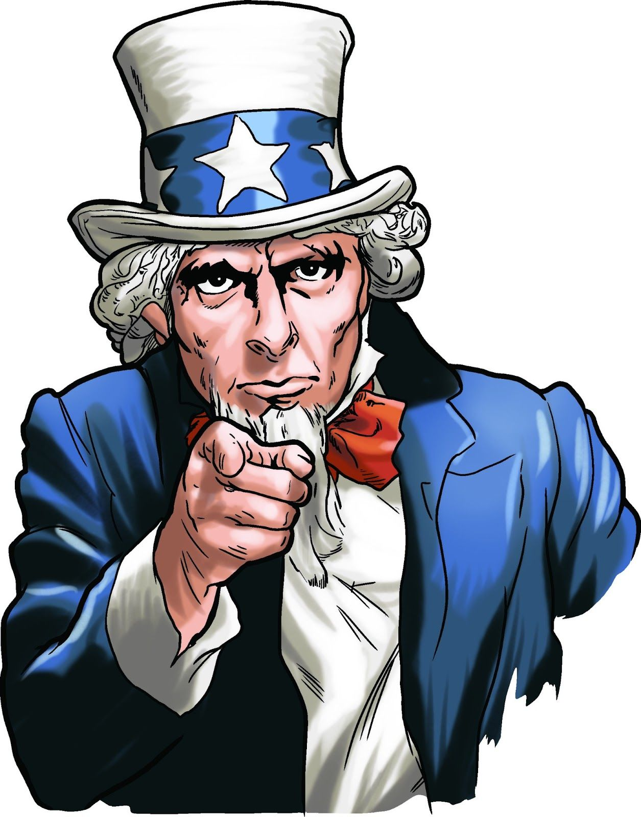 Beard clipart uncle sam. Free download i want