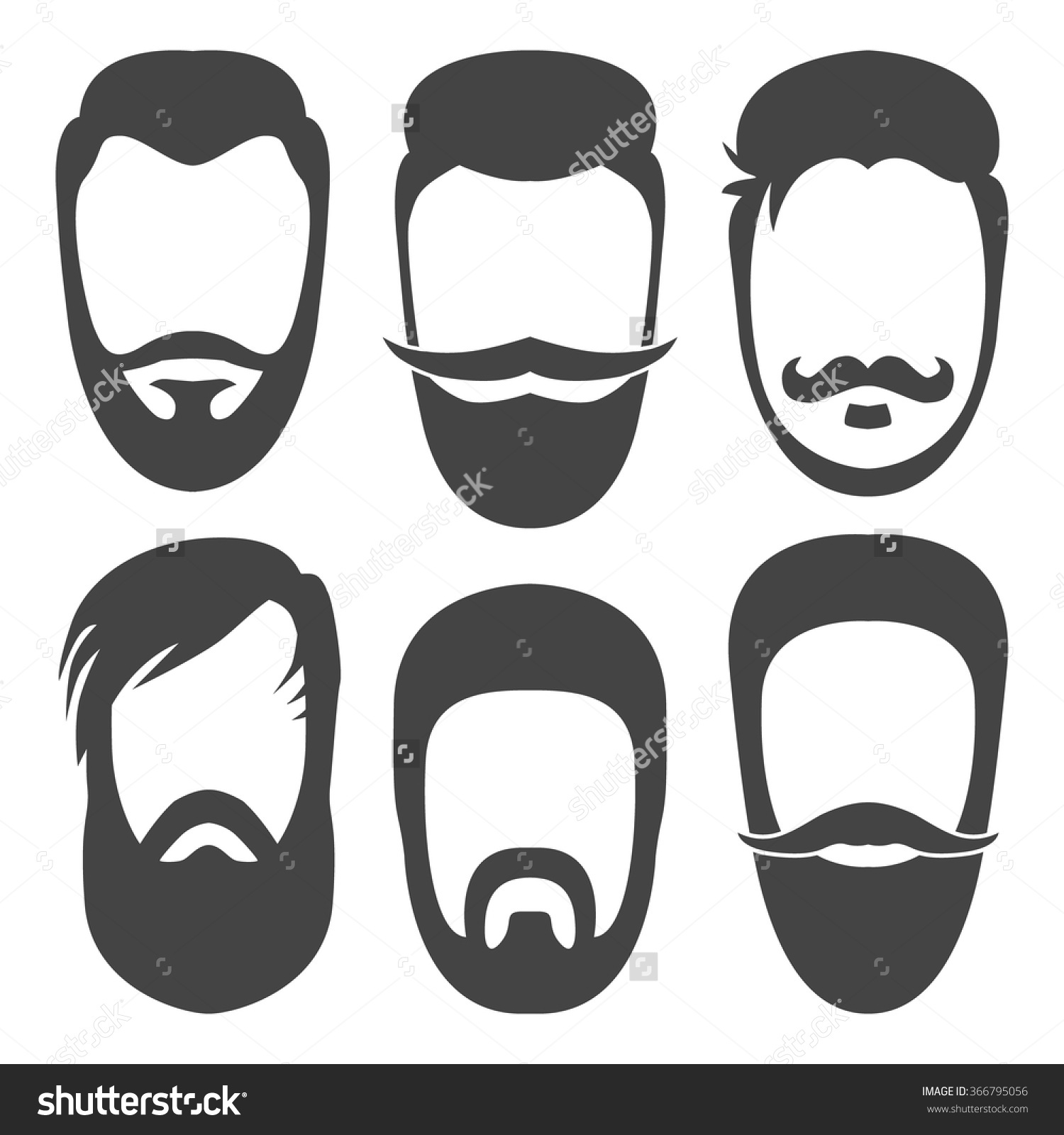 Beard clipart vector. Suggestions for download hipster