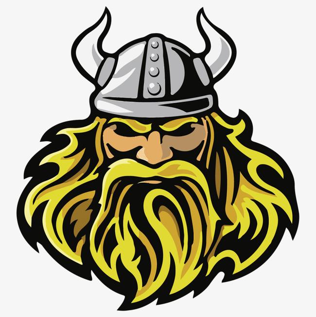 Vector vikings png and. Beard clipart viking beard