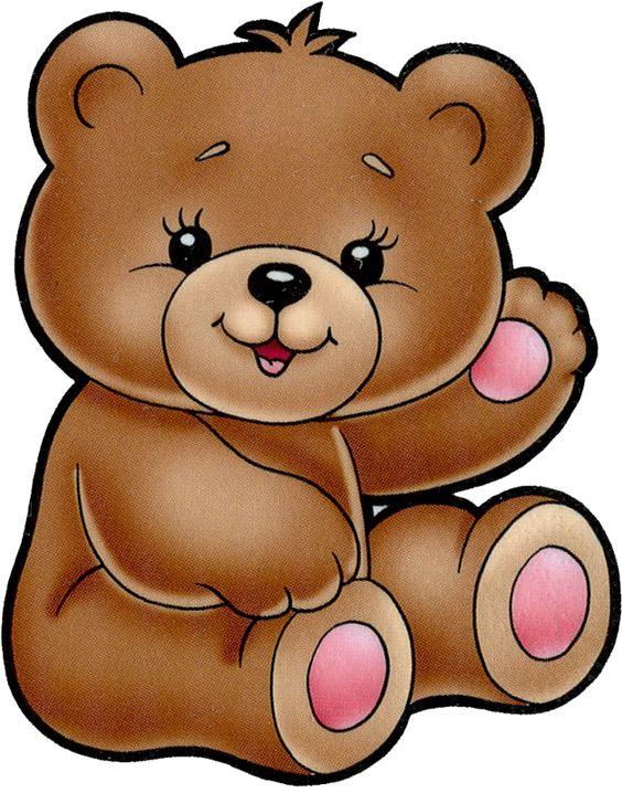 Photos cute bear drawings. Bears clipart adorable