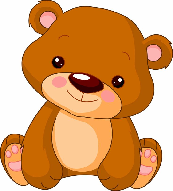 Bears clipart adorable.  best teddies and