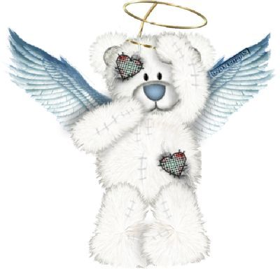 Cba beab dc ad. Bears clipart angel
