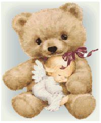 Bears clipart angel. Adorable sleepy bear ohhh