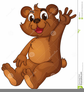 Bears clipart animated. Teddy free images at