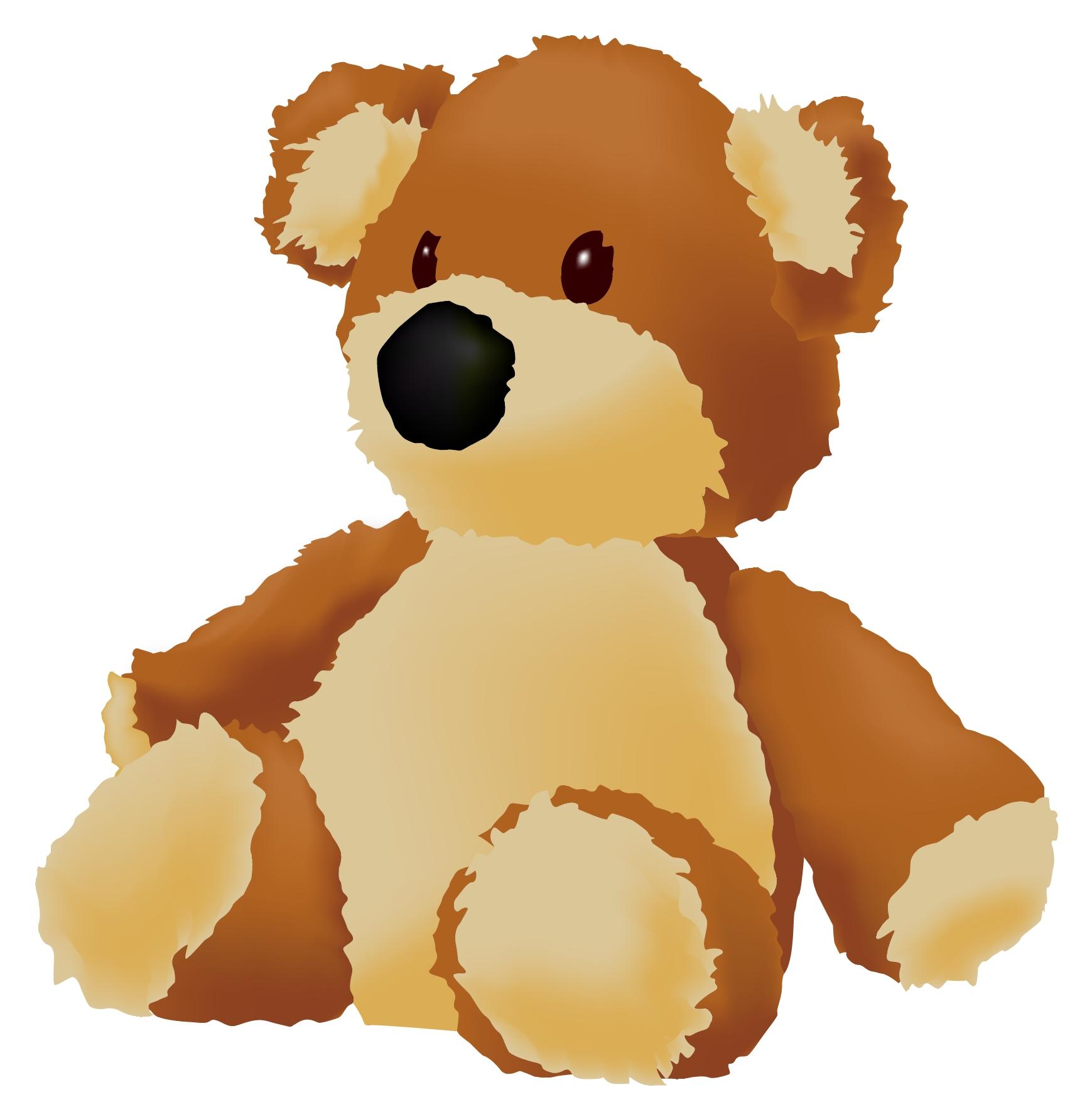 Bears clipart baby bear. Teddy clip art on