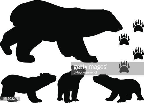 Pin on . Bears clipart bear cub