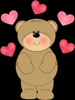 Please i share my. Bears clipart beruang