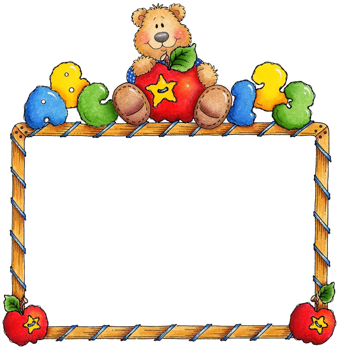 Bears clipart border. Fr teddy bear jpg