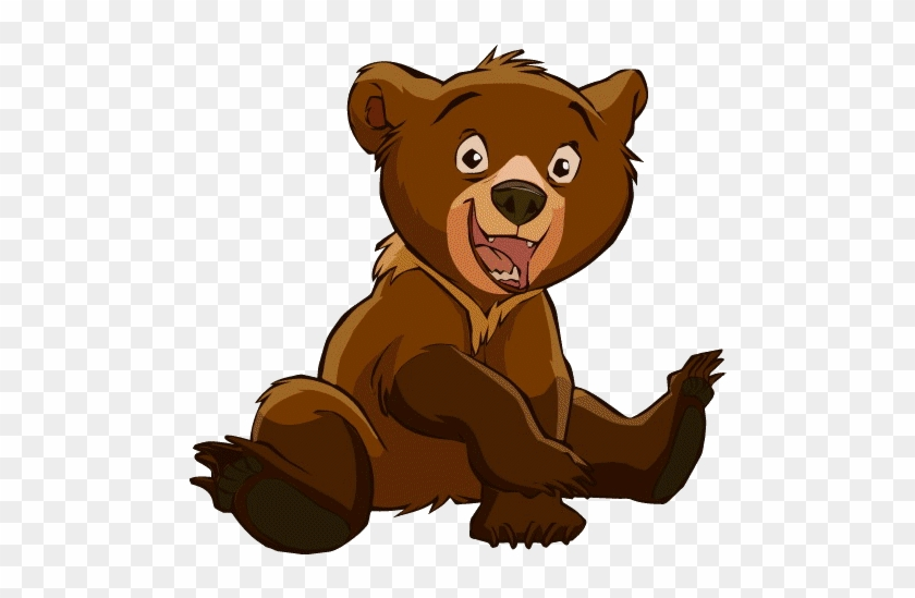 Png free transparent images. Bears clipart brother bear