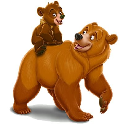 Bears clipart brother bear.  best disney images