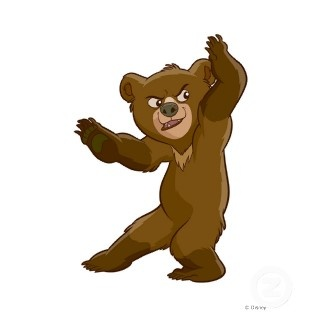 best images on. Bears clipart brother bear
