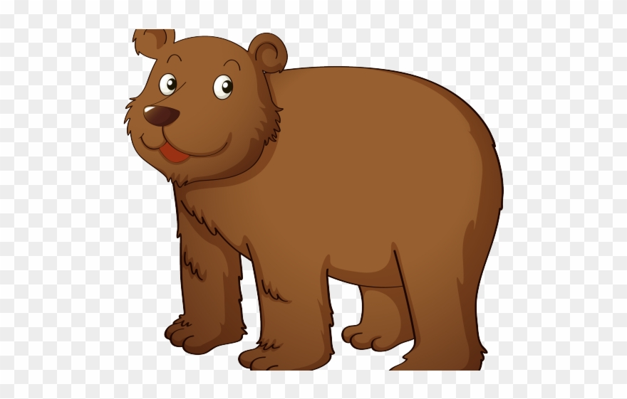 Bears clipart brown bear. Big oh my lions
