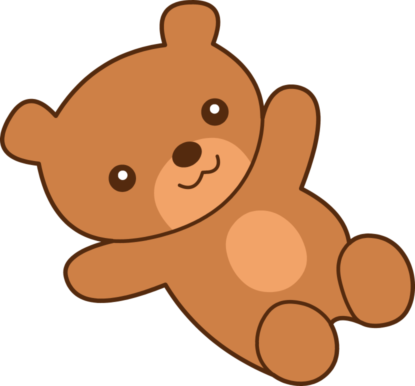 Bears clipart cartoon. Free teddy bear clip