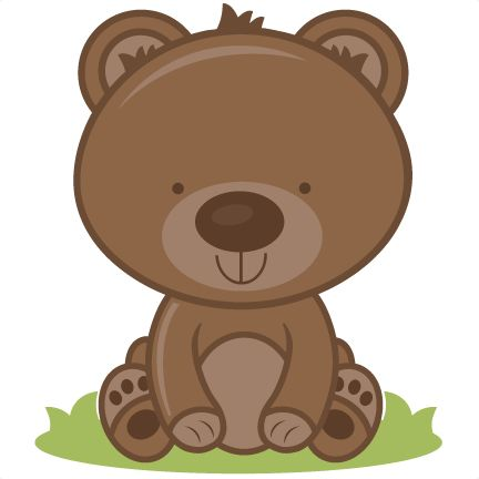 Bears clipart cartoon.  best ursos images